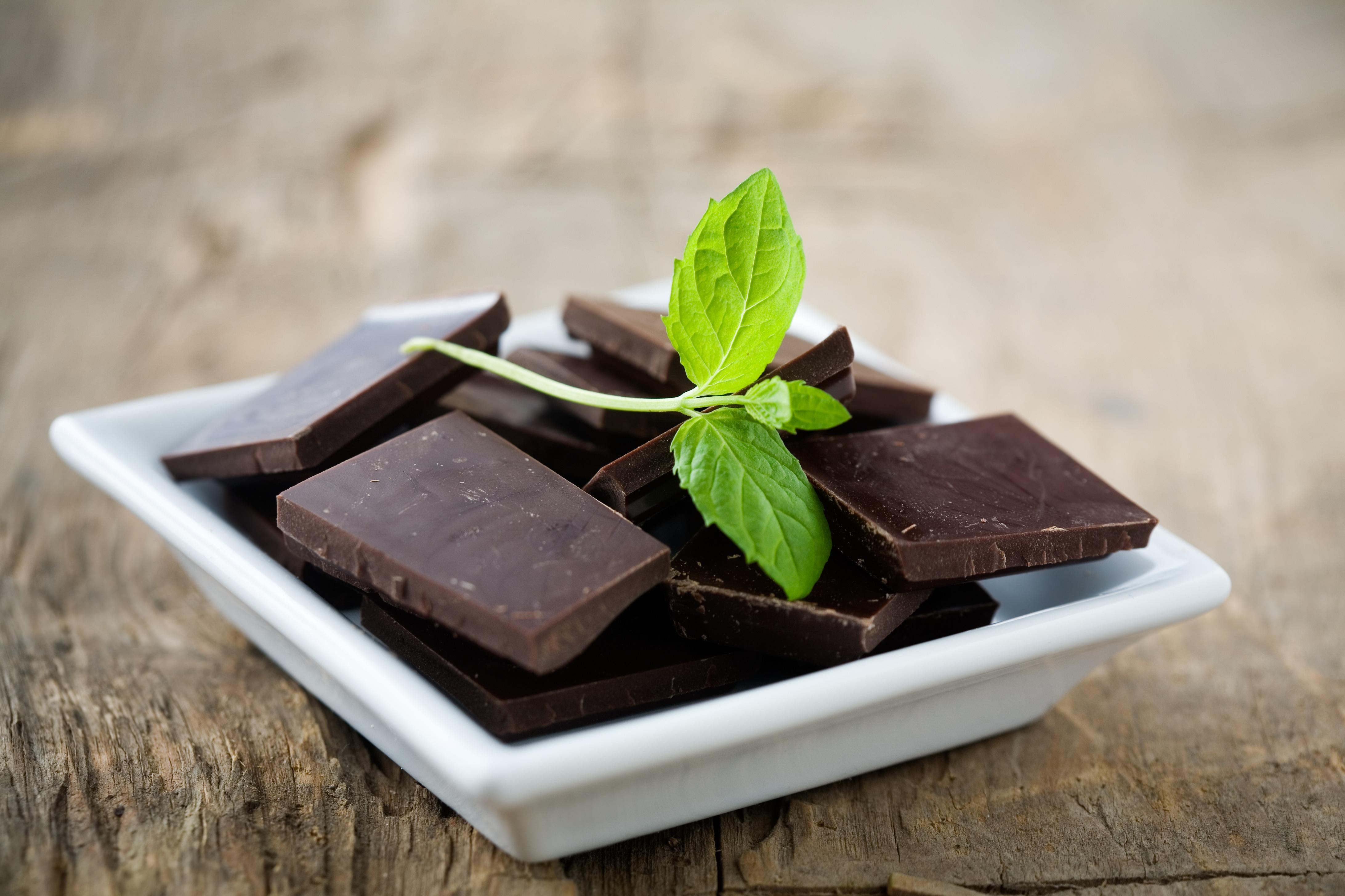 4 причины есть черный шоколад